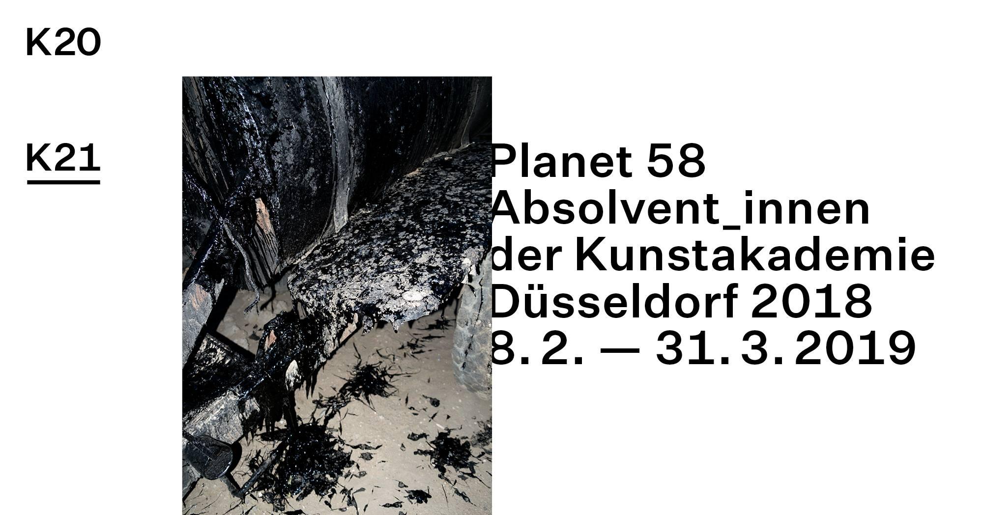 Anibal Kostka Kunstakademie Düsseldorf Rundgang 2019 Kunstsammlung NRW K21